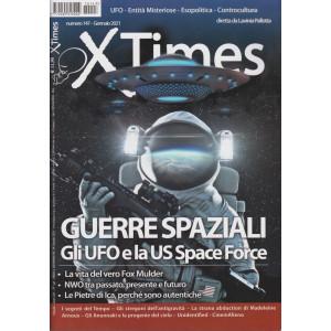 X Times - n. 147 - gennaio 2021 - mensile