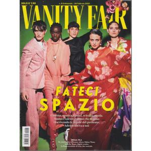Vanity Fair  - n. 8 - settimanale -24  febbraio  2021