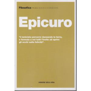 Filosofica  - Epicuro  - n. 14  - settimanale - 190  pagine