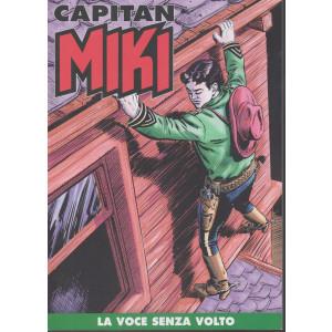 Capitan Miki  - n. 99 -  La voce senza volto - settimanale