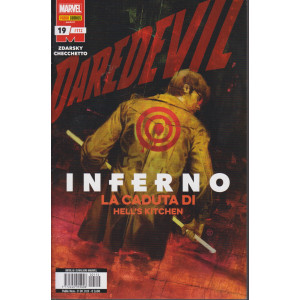 Daredevil - Inferno - La caduta di Hell's kitchen - n. 112 - mensile - 31 dicembre 2020 -