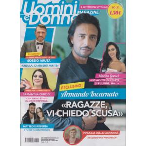 Uomini e donne magazine - n. 29 - settimanale -8 ottobre  2021