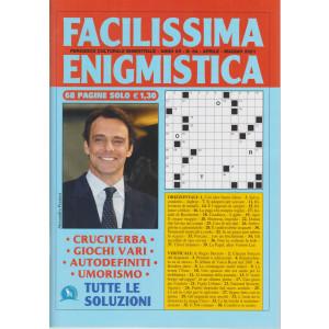 Facilissima Enigmistica - n. 84 - bimestrale - aprile - maggio 2021 - 68 pagine