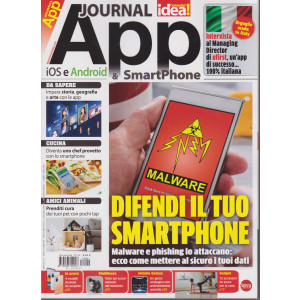 App Journal - n. 94 - bimestrale - 15/4/2021