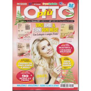 Lotto Piu' - n. 387- mensile - Gennaio 2021