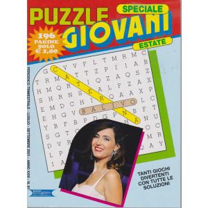 Speciale Puzzle Giovani estate  - n. 91 - trimestrale - luglio - settembre 2021- 196 pagine