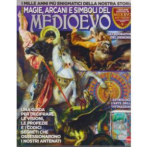 Civiltà medievale speciale-  n. 1  - Magie, arcani e simboli del Medioevo - bimestrale - marzo - aprile 2021