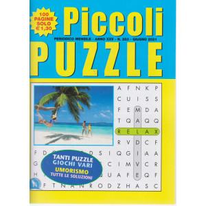 Piccoli Puzzle -  mensile n.283-giugno   2021