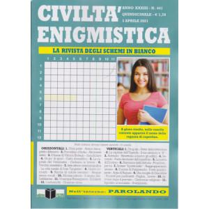 Abbonamento Civiltà Enigmistica (cartaceo  quindicinale)