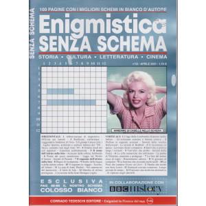 Enigmistica senza schema  - mensile -  n.33 -  aprile   2021