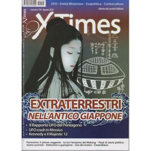 X Times - n. 154 -agosto  2021 - mensile