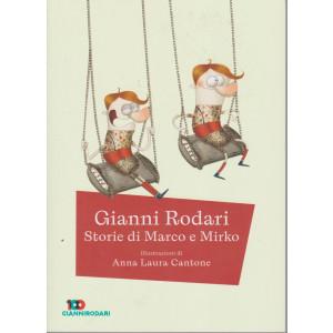 Gianni Rodari  -Storie di Marco e Mirko - n. 32  - settimanale - 91  pagine