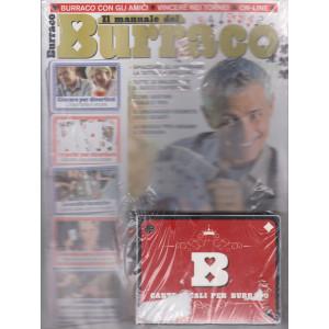 Il manuale del Burraco - + le carte Burraco - n. 21 - bimestrale -maggio - giugno 2021 - rivista + carte