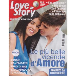 Love Story - n - 38   28 settembre 2021 - settimanale
