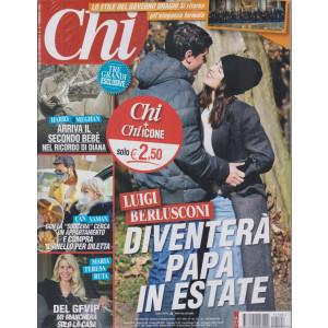 Chi + Chi icone - n. 8 - 17 febbraio 2021 - settimanale - 2 riviste
