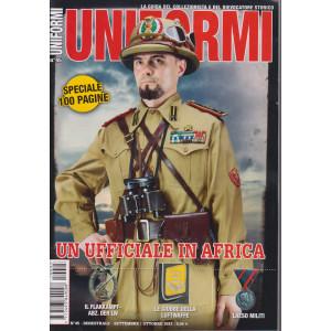 Uniformi - n. 45 - bimestrale - settembre - ottobre  2021 - speciale 100 pagine