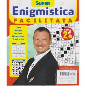 Super Enigmistica Facilitata - n. 3 - trimestrale - febbraio - marzo - aprile 2021