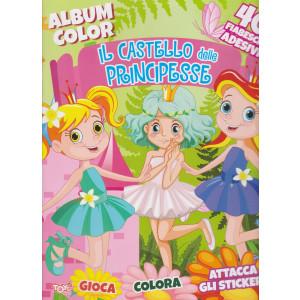 Toys2 Color & Sticker - Il Castello delle principesse - n. 48 - bimestrale - 10 dicembre 2020