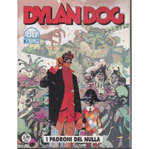 Dylan Dog - n. 413 - I padroni del nulla - febbraio 2021 - mensile