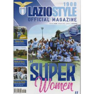 Lazio Style 1900 - Official magazine - n. 126 - mensile - maggio  2021