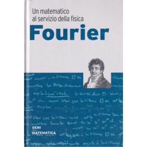 Geni della matematica -Fourier-  n. 32  - settimanale- 22/10/2021 - copertina rigida