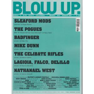 Blow Up Rock -   n. 272  - gennaio 2021 - mensile -