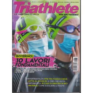 Triathlete - n. 267 -gennaio - febbraio 2021- bimestrale