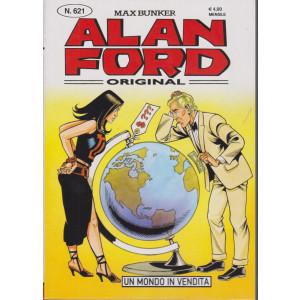 Alan Ford - Un mondo in vendita - n. 621 - mensile - marzo  2021