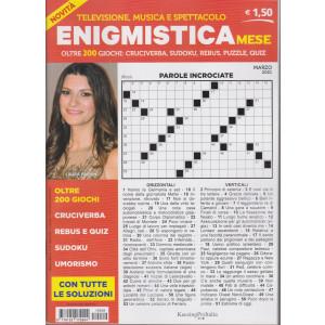 Enigmistica mese - n. 29 - marzo 2021 - mensile
