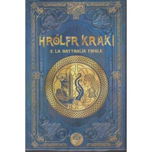 Mitologia Nordica -Hrolfr Kraki e la battaglia finale- n. 69 - settimanale - 5/2/2021 - copertina rigida