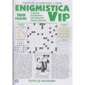 Enigmistica vip - n. 394 - mensile - aprile 2021 - 100 pagine