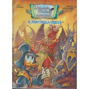 Wizards of Mickey - Il peso della verità - n. 4 - trimestrale - febbraio 2021 - copertina rigida - 2 riviste