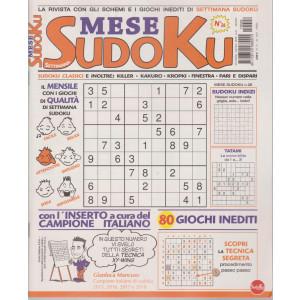 Settimana Sudoku Mese - n. 26 - mensile - aprile 2021