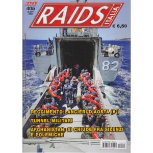 Raids - Italia - n. 405 -giugno   2021 - mensile
