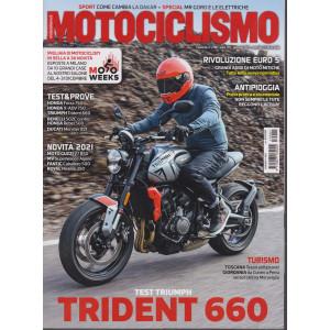 Motociclismo - n. 1 - gennaio 2021 - mensile