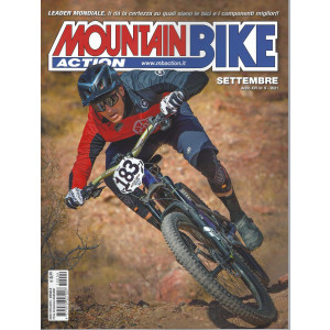 Mountain Bike Action - n. 9  - settembre  2021 - mensile