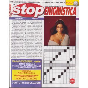 Stop enigmistica - n. 3 - novembre  2021 - mensile - 100 pagine