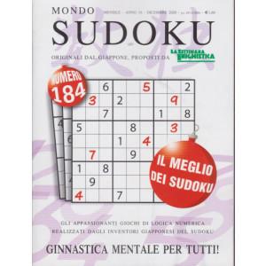 Abbonamento Mondo Sudoku (cartaceo  mensile)