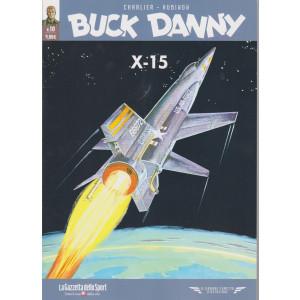 Buck Danny -X-15- n. 10 - settimanale