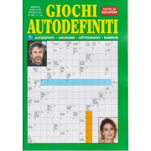 Giochi Autodefiniti - n. 299 - mensile - maggio   2021