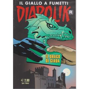 Diabolik - n. 720 - Il drago di Giada - mensile - 10/6/2021