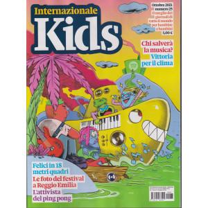 Internazionale Kids - n. 25 - mensile - ottobre 2021