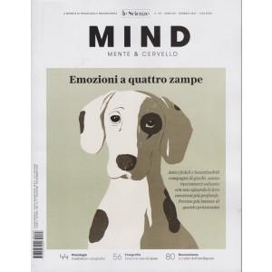 Le Scienze - Mind - Mente & Cervello - Emozioni a quattro zampe- n. 193 - gennaio 2021 - mensile