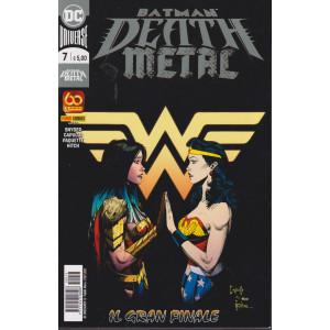 Batman Death Metal - n. 13 -Il gran finale -  mensile -9 settembre 2021