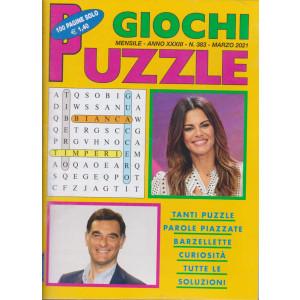 Giochi Puzzle - n. 383 - mensile - marzo 2021- 100 pagine