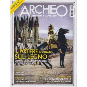 Archeo - n. 437- mensile - luglio   2021
