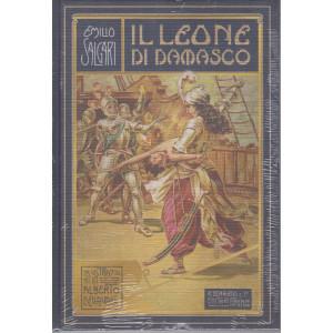 Emilio Salgari -Il leone di Damasco - n. 18 - settimanale - 20/1/2021 - copertina rigida