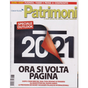 Patrimoni - n. 237 - mensile - dicembre 2020
