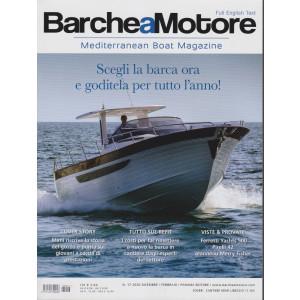 Barche a  Motore - n. 17- dicembre - febbraio 2021  - Full english text