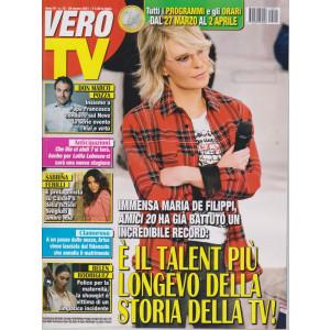 Vero Tv - n. 12- settimanale -29  marzo   2021
